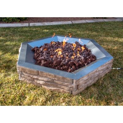 75000 Fire Pits Outdoor Heating The Home Depot