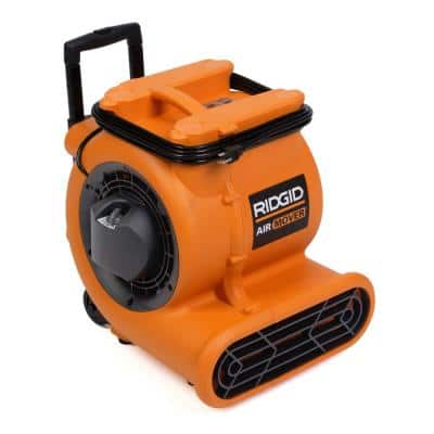 1625 CFM Blower Fan Air Mover with Handle and Wheels