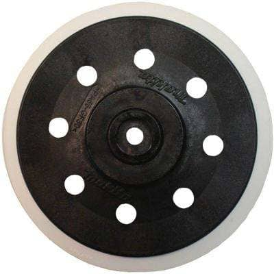 6 in. Round Hook and Loop Backing Pad
