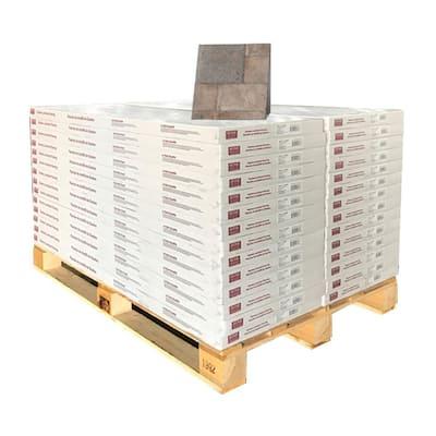 Pallet Brown Laminate Floor Tiles, Pallet Of Laminate Flooring