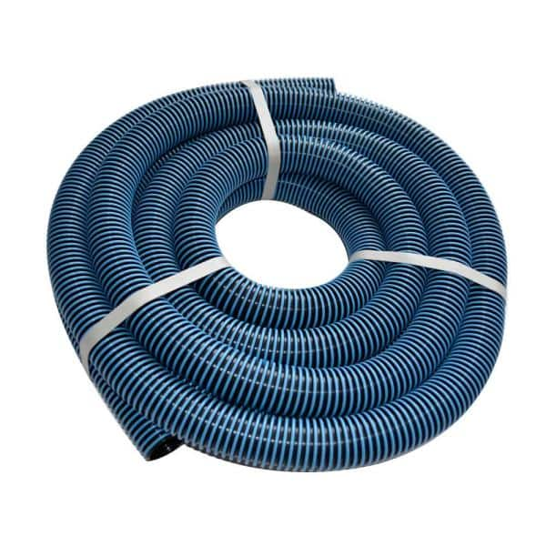 Everbilt 1 1 2 In I D X 25 Ft Polyethylene Pool And Spa Hose 1000017953 The Home Depot