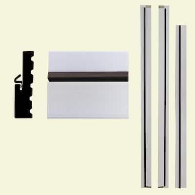 1-1/4 in. x 4-9/16 in. x 83 in. Primed Composite Patio Door Frame Kit