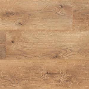Cameron Oak 7 mm Thick x 7-2/3 in. Wide x 50-5/8 in. Length Laminate Flooring (24.17 sq. ft. / case)