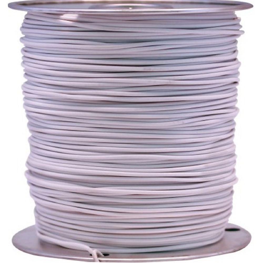 1000 ft. 16/19 CU GPT Primary Auto Wire - White