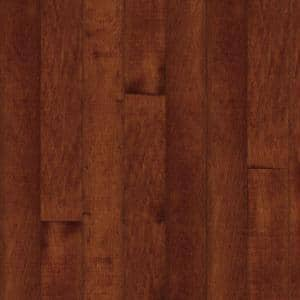 American Originals Salsa Cherry Maple 3/4 in. T x 2-1/4 in. W x Varying L Solid Wood Flooring (20 sq. ft. /case)