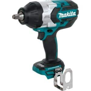 18-Volt LXT Lithium-Ion Brushless Cordless High Torque 1/2 in. Sq. Drive Utility Impact Wrench (Tool Only)