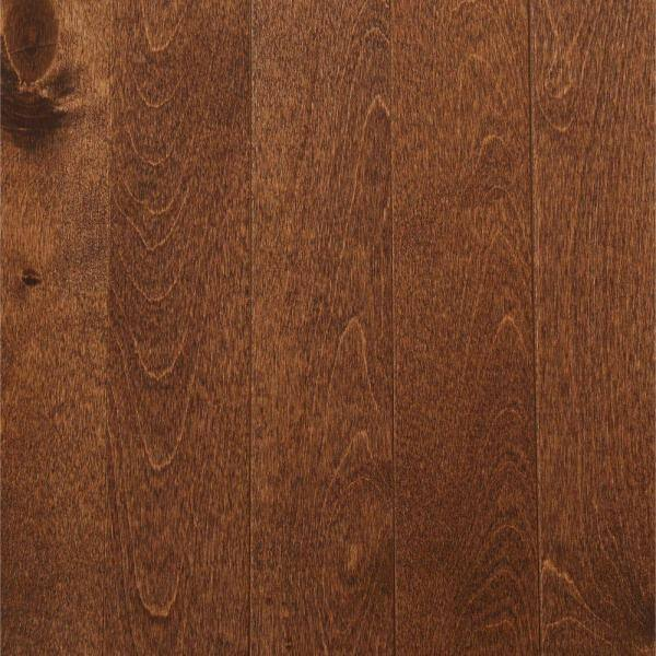 Mono Serra Canadian Northern Birch Cappuccino 3 4 In T X 2 1 4 In Wide X Varying Length Solid Hardwood Flooring 20 Sq Ft Case Hd 7020 The Home Depot