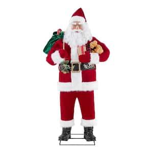 6 ft. Santa Greeter Standing Decor