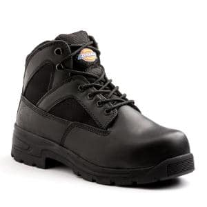 Skechers Men S Burgin 6 Work Boots Steel Toe Brown Size 8 5 W 77143w 8 5 The Home Depot