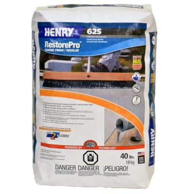 40 lbs. 625 RestorePro Concrete Repair Resufacer