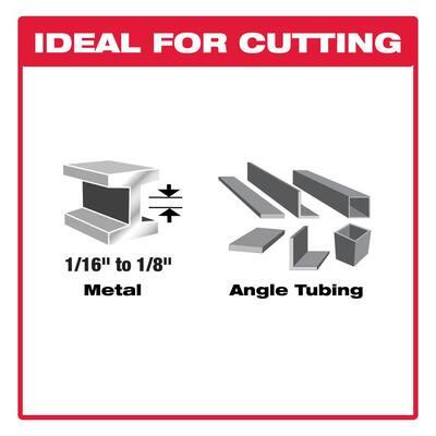 6 in. 14/18 TPI Steel Demon Medium Metal Cutting Reciprocating Saw Blade (5-Pack)