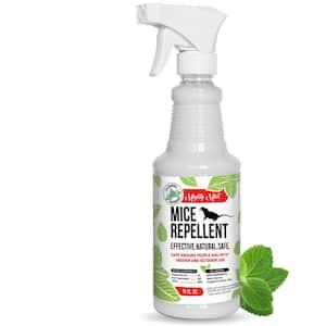 16 oz. Peppermint Oil Mice Repellent Spray - Non Toxic