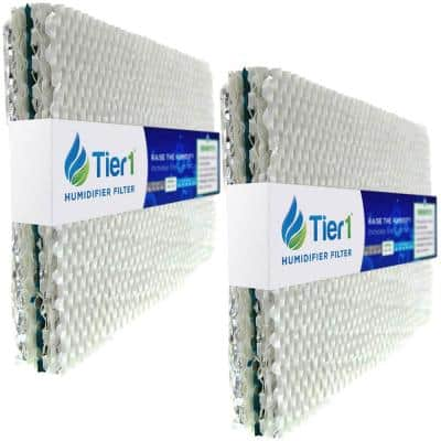 Replacement for Aprilaire 45 Models 400, 400A, 400M Humidifier Filter (2-Pack)
