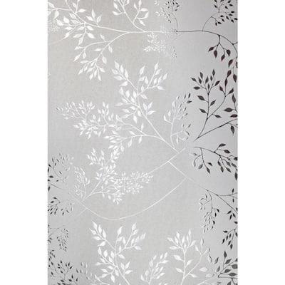 24 in. W x 36 in. H Elderberry Decorative Window Film