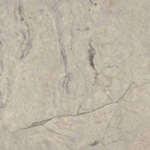 4 ft. x 8 ft. Laminate Sheet in Silver Quartzite with Premiumfx Scovato Finish