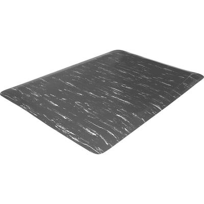 Marble Top 24 in. x 36 in. High Density Foam Anti-Fatigue Mat