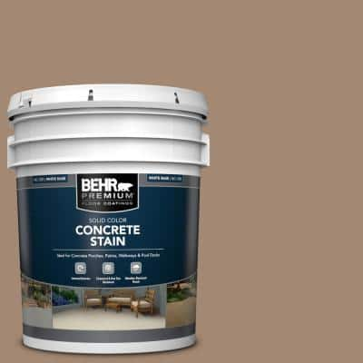 5 gal. #PFC-19 Pyramid Solid Color Flat Interior/Exterior Concrete Stain