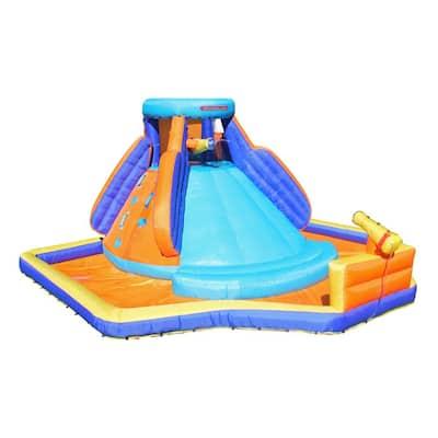 Battle Ridge Inflatable Water Slide