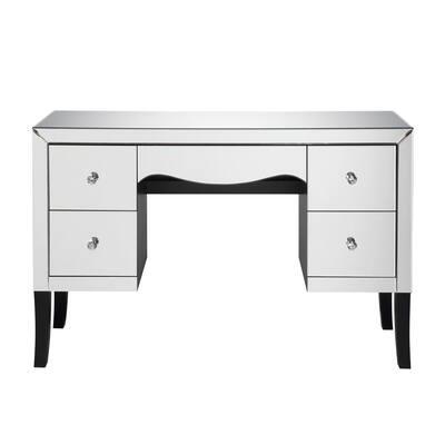 Ratana Mirrored Vanity Desk