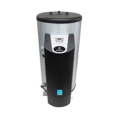 80 Gal. Ultra-High Efficiency/High Output 10 Year 76,000 BTU Natural Gas Water Heater with Durable Stainless Steel Tank