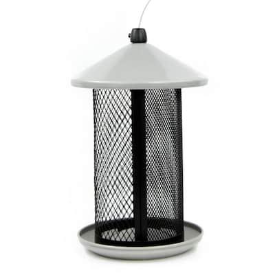 Dual Mesh Hanging Bird Feeder - 2.85 Capacity