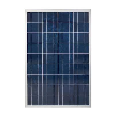 100-Watt Polycrystalline 12-Volt Solar Panel