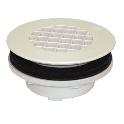 PVC Drain Assembly with Seal for 2 in. PVC, ABS and Iron DWV