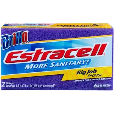 Estracell Big Job Sponge (2-Count Case of 6)