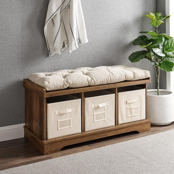 Walker Edison Furniture Company 42, Rustic Modern Furniture Company