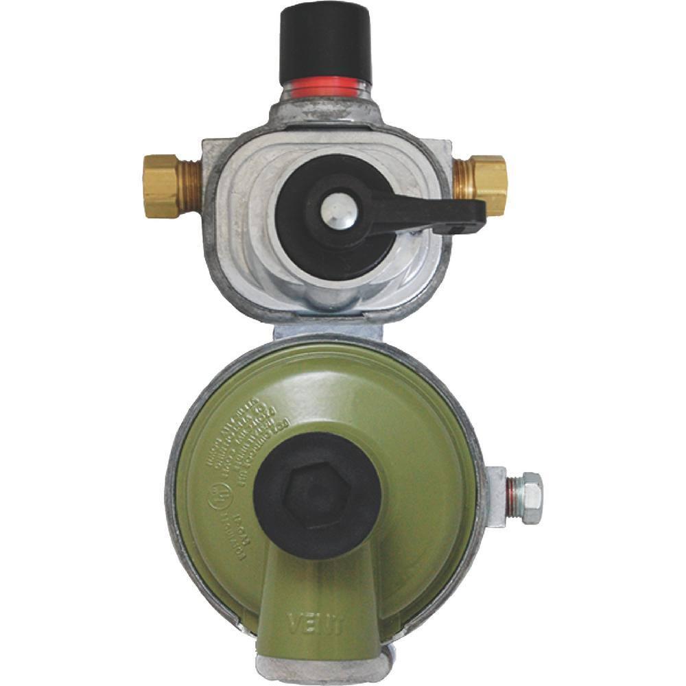 MEC  MEGR-130-30P High Pressure Propane Regulator MOTORHOME RV CAMPER  30PSI