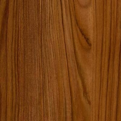 Teak 6 in. W x 36 in. L Luxury Vinyl Plank Flooring (24 sq. ft. / case)