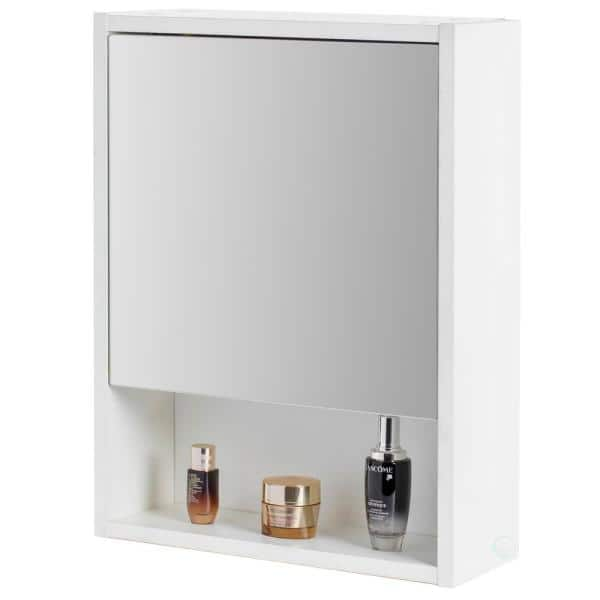 17 5 In X 23 Surface Mount, Home Depot Canada Bathroom Mirror Cabinet