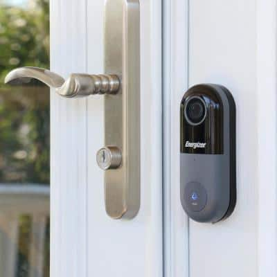 Smart Video Wired Doorbell without Chime