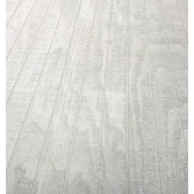 0.594 in. x 48 in. x 96 in. Wood Primed Siding (Common: 19/32 in. x 4 ft. x 8 ft.)