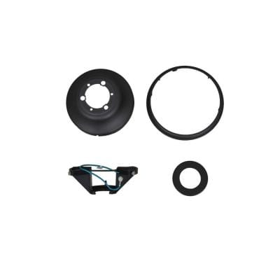 Farmington 52 in. Oil Rubbed Bronze Ceiling Fan Replacement Mounting Bracket and Canopy Set