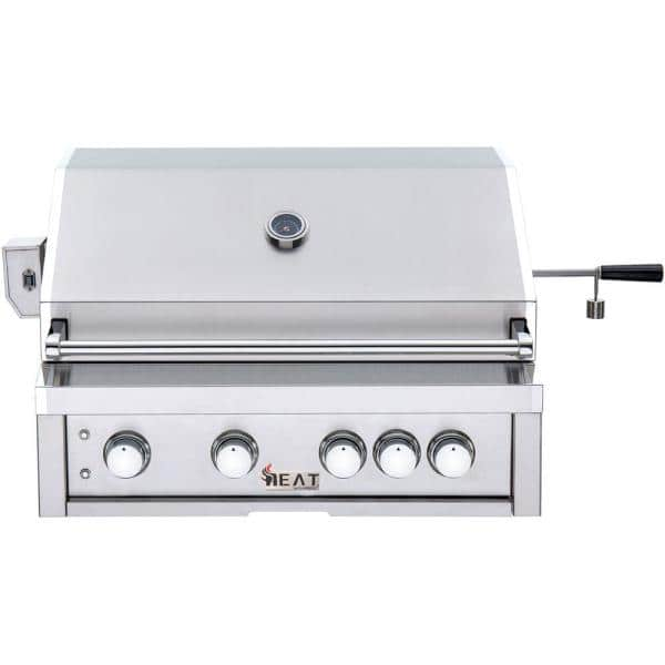 UNIVERSAL GRILL ZONE STAINLESS STEEL SMALL BARBEQUE GAS REPLACEMENT BURNER BBQ