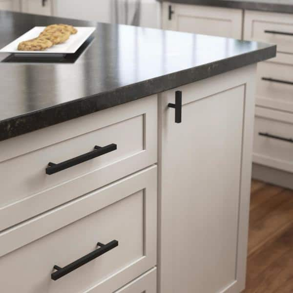 Liberty Square Bar 3 In 76 Mm Matte, Home Depot Kitchen Cabinet Hardware