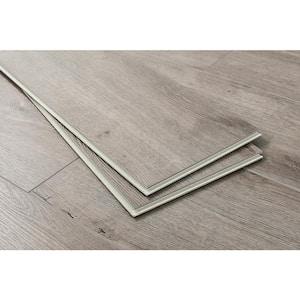 Opus Vested Shadow 9 in. W x 60 in. L WPC Vinyl Plank Flooring (29.92 sq. ft.)