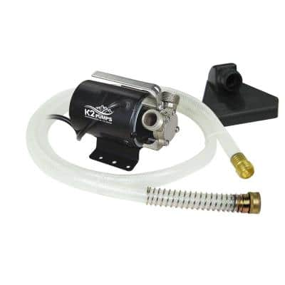 1/10 HP. Transfer Pump with Flexible Impeller Non-Submersible