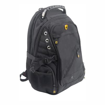 Proshield II - Bulletproof and Ballistic Black Backpack