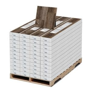 EIR Barmont Oak 12 mm Thick x 7-1/2 in. Wide x 50-2/3 in. Length Laminate Flooring (810.48 sq. ft. / pallet)