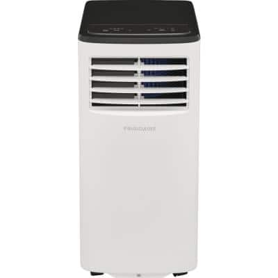 8,000 BTU Portable Air Conditioner in White