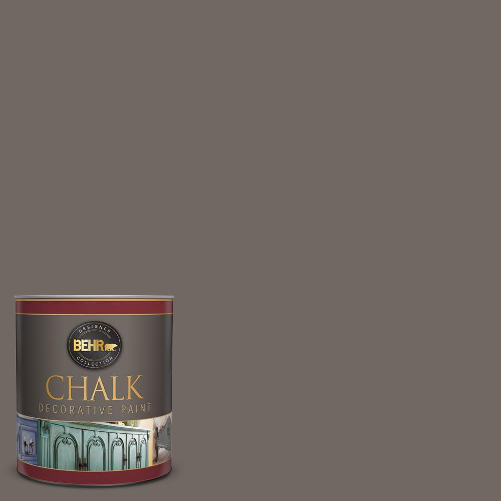 1 qt. #PPU24-04 Burnished Pewter Interior Chalk Decorative Paint