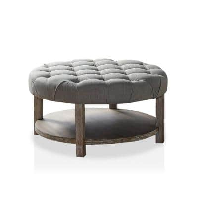 Storage Ottomans Living Room Furniture The Home Depot