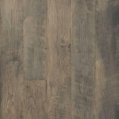 Defense+ 6.14 in. W Ashebrook Oak Antimicrobial Waterproof Laminate Wood Flooring (451.36 sq. ft./pallet)