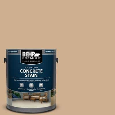 1 gal. #PFC-24 Gathering Place Solid Color Flat Interior/Exterior Concrete Stain