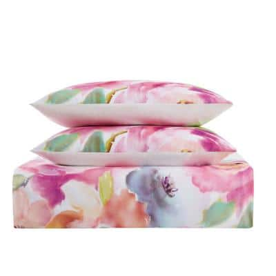 Spring Flowers Duvet Cover Set