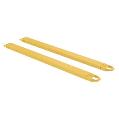 84 in. x 6 in. Standard Pair of Fork Extensions