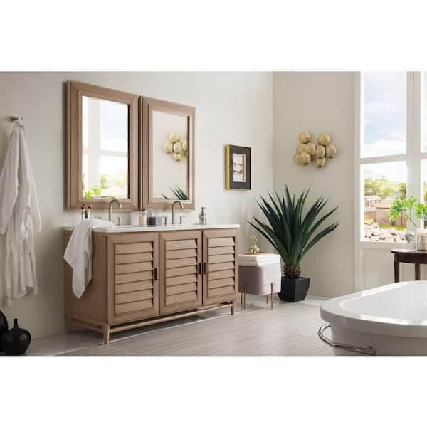 James Martin Vanities Portland 60 In W, Bathroom Vanity Portland Oregon