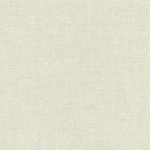 Gabardine Off-White Linen Texture Off-White Wallpaper Sample